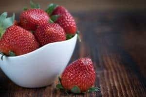 Truskawki w diecie cukrzyka