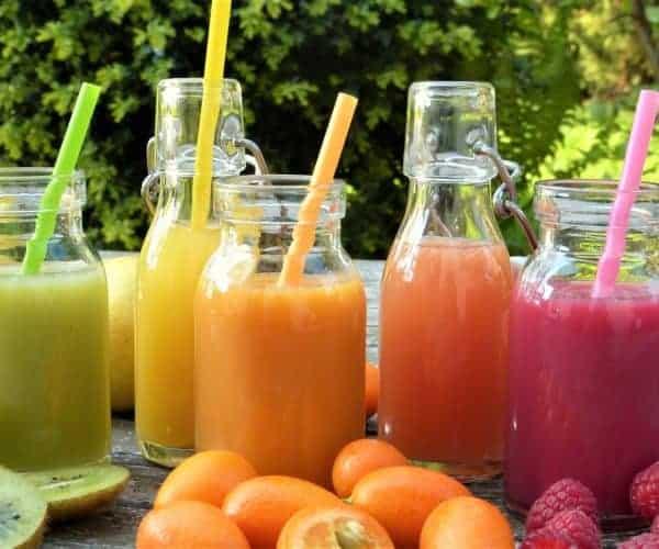 Soki w diecie cukrzyka